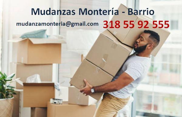 Mudanzas Monteria - Barrio