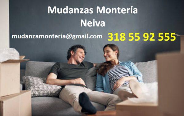 Mudanzas Neiva Montería